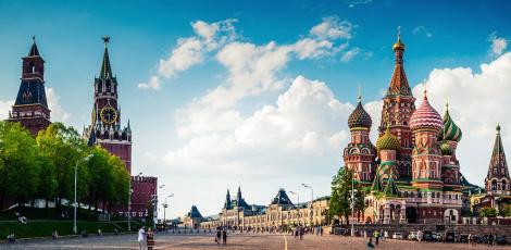 Москва с закрытыми глазами
