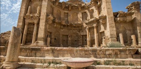 Иордания разная