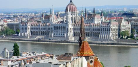 Венгрия туристическая