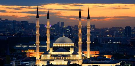 Летим в Анкару