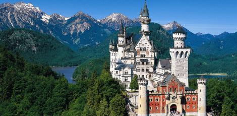 «Мюнхен и Королевские замки Баварии». экскурсия из Праги