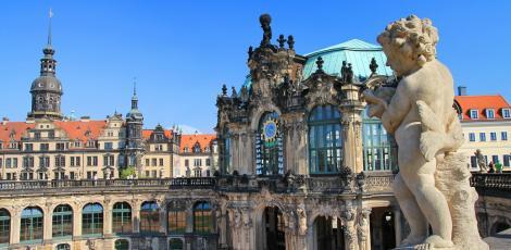 Дрезден. экскурсия из Праги