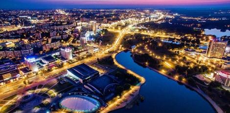 Летим в Минск