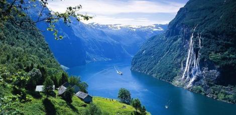 Тур в Норвегию