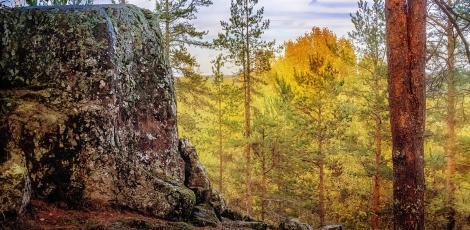 «Золотое кольцо Карелии»: гора Сампо, Марциальные воды, вулкан Гирвас, водопад Кивач