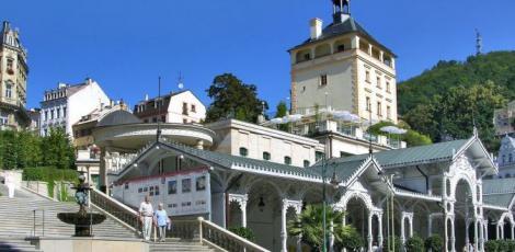Экскурсия в Карловы Вары и ювелирный завод Лапис