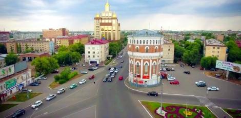 Бишкек-Оренбург