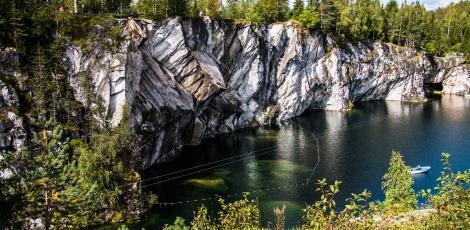 Экскурсия в Рускеальский горный парк