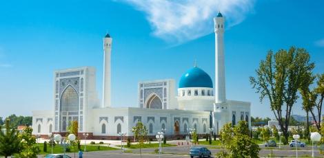 Летим в Ташкент