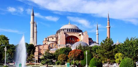 Летим в Стамбул!