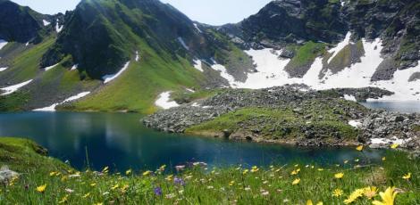 Через горы к морю, Архыз – Красная поляна