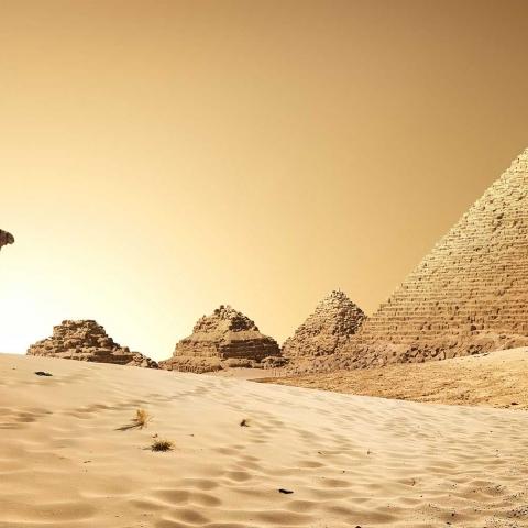 Тур в Египет на апрель
