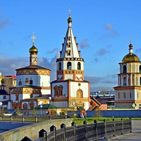 Летим в Иркутск