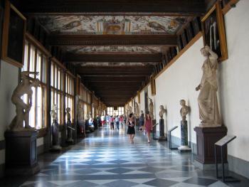 Галерея Уффици (Флоренция)
