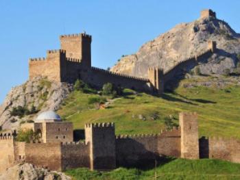 Генуэзская крепость Кафа, Феодосия