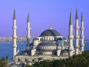 Голубая мечеть (мечеть Султана Ахмета)