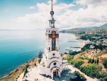 Храм-маяк Святого Николая Чудотворца, Крым