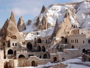 Пещерные города Каппадокии
