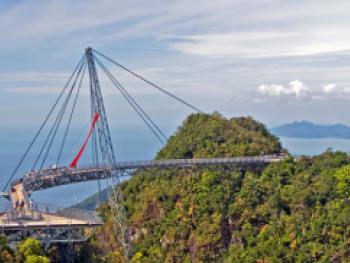 Смотровая площадка Sky Bridge