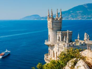 Дворец Ласточкино гнездо, Крым