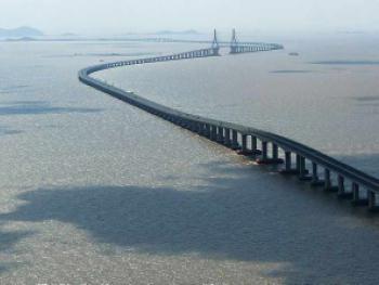 Мост Бей в Ханчжоу