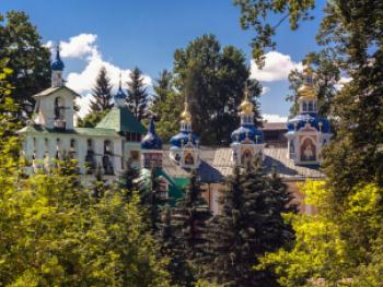 Псково-Печорского Свято-Успенского монастырь