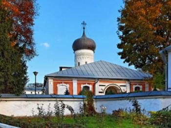 Снетогорский Рождественский монастырь