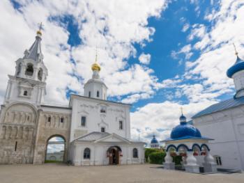 Великокняжеская резиденция Андрея Боголюбского