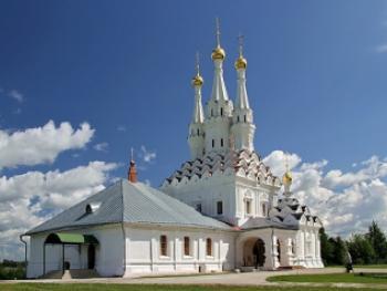 Вяземский Иоанно-Предтеченский монастырь — женский монастырь