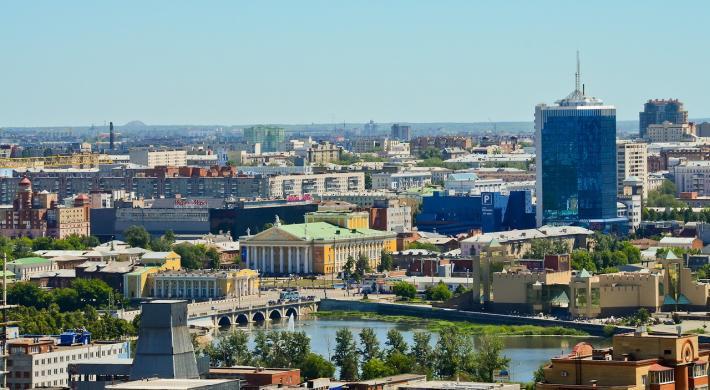 Летим в Челябинск